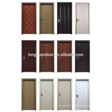 MDF Mdf Porta Interior / Porta Principal Mdf / Solid Core Mdf Interior Doors