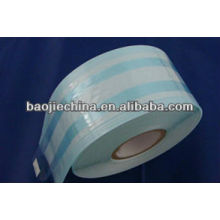 stérilisateur médical dans le papier / sac / poche en plastique d'emballage