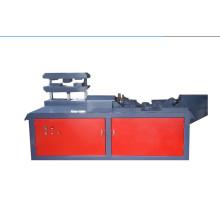 Máquina dobladora automática de acero para ocho formas