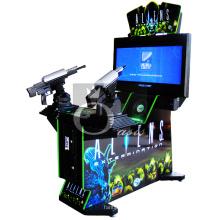 Arcade Game Machine, Arcade Video Shooting Game (Aliens Extermination)