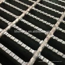 Grelha de aço macio galvanizado, plataforma de grilling de metal galvanizado