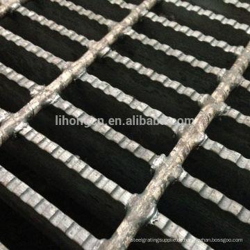 Galvanisierter Stahlgitter, verzinkte Metallgrillplattform