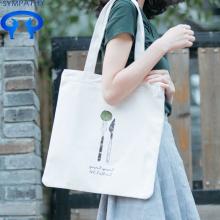 कस्टम सिंगल कंधे कैनवास बैग स्लैंट क्रॉस छात्र बैग
