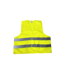 High Bright Reflective Safety Vest (Yellow) .