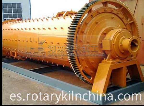 Quartz Sand Ball Mill 2