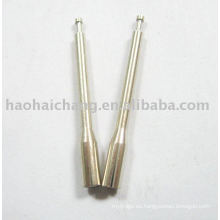 Perno de acero niquelado de alta precisión para soldar