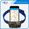 GPS pet tracking for Dog