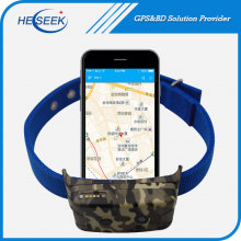 PET REAL-TIME GPS Tracker Positionering