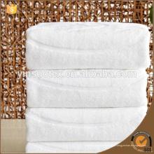 Uso de la toalla de la cara toalla blanca 100% del algodón del uso común