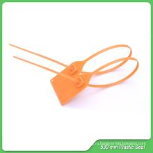 Уплотнение безопасности (JY-530), одноразовые пластиковые безопасности печать