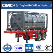 Cimc 40ft LPG Tankcontainer