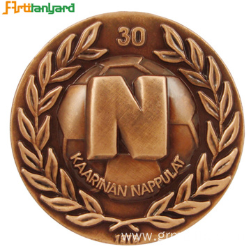 Customized Metal Challenge Souvenir Coin