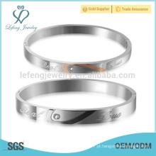 Presentes agradáveis das pulseiras para o amante