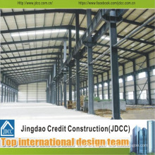 Easy Install, Low Cost Strong Steel Buildings