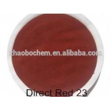 Прямой красный 23 Direct Scarlet 4BS 100% для текстильных / бумажных красителей