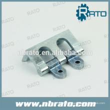 Резус-179 серебряный полу Скрынные шарниры шкафа