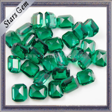 Top Quality 6*8mm Emerald Cubic Zirconia