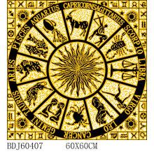 Bela Imagem de Carpet Tile com 600X600mm (BDJ60407)
