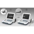 DW-580 máquina de ultrasonido de diálisis para la venta con certificado CE