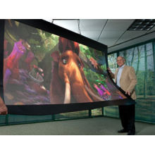 Soft P20 Led Video Display Screen Panel , Outdoor Waterproof Led Billboard