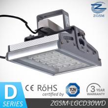 30W luz de LED baía com larga faixa de tensão