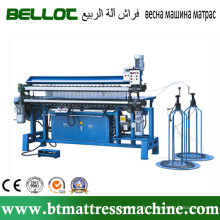 Machine automatique de série matelas ressort