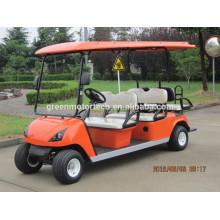 Maßgefertigte hochwertige 2-Sitzer Golfwagen mit CE-Zertifizierung