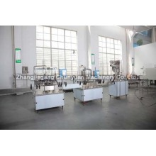 Washing,Filling And Sealing Production Line For Pure Water,Mineral Water,Fruit Juice,Spirit,etc.