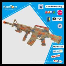 Western B / O gun brinquedo luz elétrica arma
