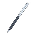 Leather metal ball point pen