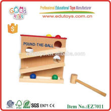 Pädagogisches Spielzeug Pounding Ball