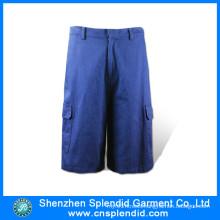 China Manufacturer Wholesale Summer Mens Denim Cargo Shorts