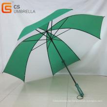 """29"""" großen Golfregenschirm mit Doppel Rippen"""