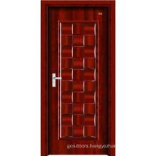 Interior Steel Wooden Door (LTG-102)