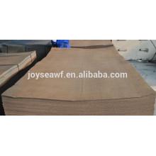 Bon prix 1220 x 2440 mm PLAIN normal HARDBOARD