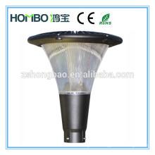 Projet de construction municipale Lampe de jardin LED avec 5 ans de garantie / éclairage de jardin LED