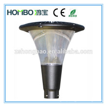 Lâmpada de jardim LED de projeto de construção municipal com garantia de 5 anos / iluminação de jardim de LED