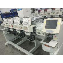 4 Head Tajima Computerized Embroidery Machine for Cap and T-Shirt