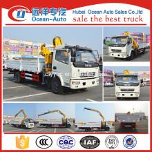 La nueva grúa DFAC de 8 toneladas con bajo precio
