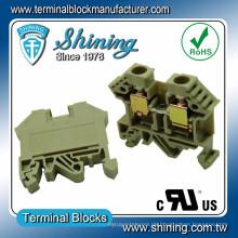 TF-10 10mm gleich Phoenix Kontakt Klemmenblock Steckverbinder