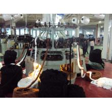 Machine à tricoter circulaire informatisée Jacquard de seconde main
