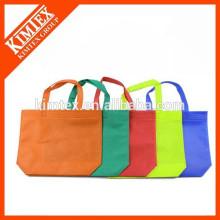 Custom logo printed foldable shopping bag