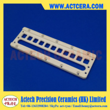 High Precision Machining/Grinding/Drilling Machinable Ceramic Plate