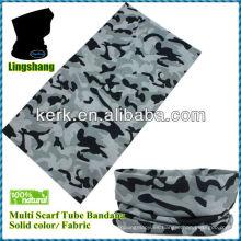 ¡Bandana principal promocional del cuello de la bufanda del cuello de la bufanda del logotipo! LSB19
