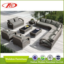 Wicker Furniture Rattan Sofa Set