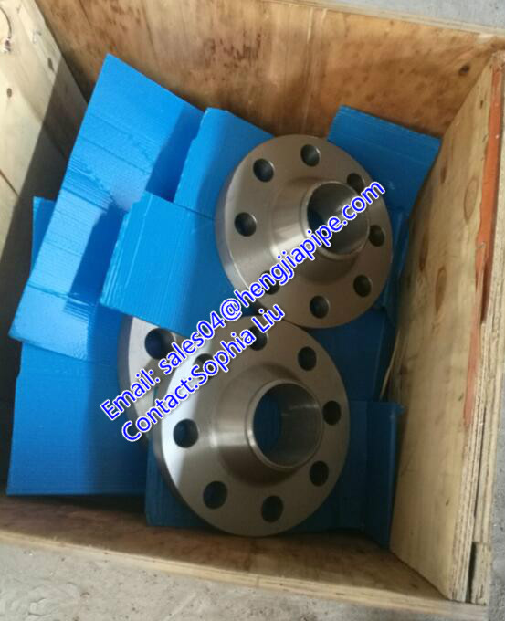 EN1092 welding neck flange