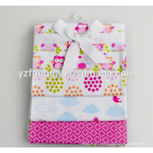 Piel algodón franela niños bebé bebés mantas
