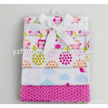 Skin Friendly Cotton Flannel Kids Baby Infants Blankets