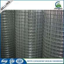 Profesional Persegi Stainless Steel Dilas Wire Mesh
