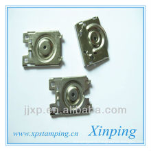 Small connecter metal stamping parts for mutual inductor